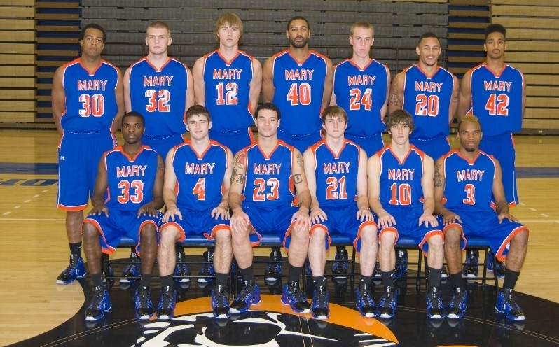 2011-12 Men's Basketball Roster - University of Mary Athletics