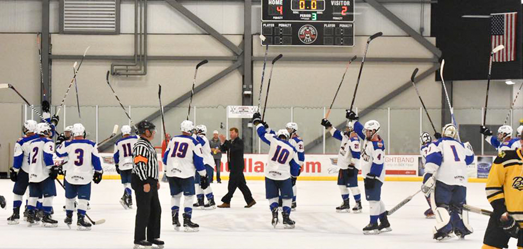 uk availability 55c89 3ad44 UMary hockey returns home with four games in EverSpring Inn ...