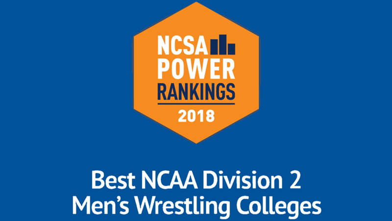 UMary Wrestling Ranked Nations Ninth Best DII Wrestling